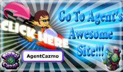 Agent Cazmo